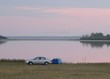 Озеро Медвежье, Курганская область - отдых дикарями - 008