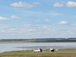 Озеро Медвежье, Курганская область - отдых дикарями - 014