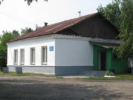 Санаторий «Озеро Медвежье» - 006 - Здание администрации санатория