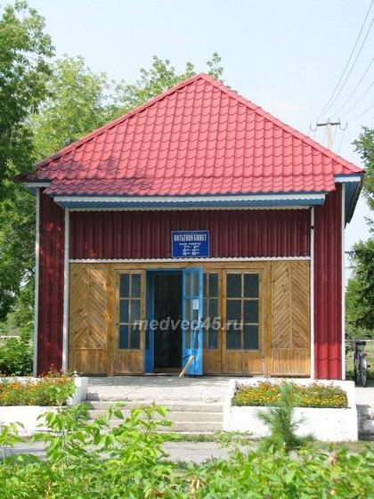 Санаторий «Озеро Медвежье» - 012 - Здание питьевого бювета минеральной воды «Медвежье-11»