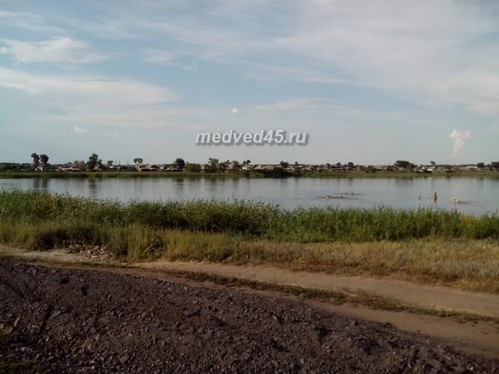 Село Новое Ильинское (Курганская область) - 001 - Панорама села