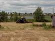Населенный пункт - село Новое Ильинское (Новоильинка) (Озеро Медвежье, Петуховский район, Курганская область) - 003