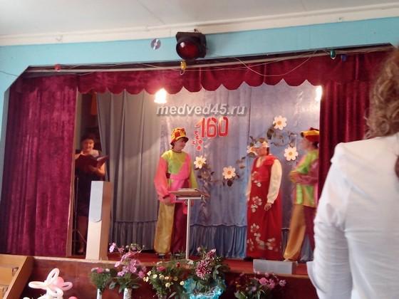 Село Новое Ильинское (Курганская область) - 007 - Празднование 160-летия основания села (2014 год) - спектакль