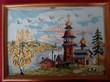 Населенный пункт - село Новое Ильинское (Новоильинка) (Озеро Медвежье, Петуховский район, Курганская область) - 013