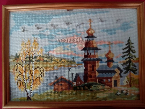 Село Новое Ильинское (Курганская область) - 013 - Дамские рукоделия