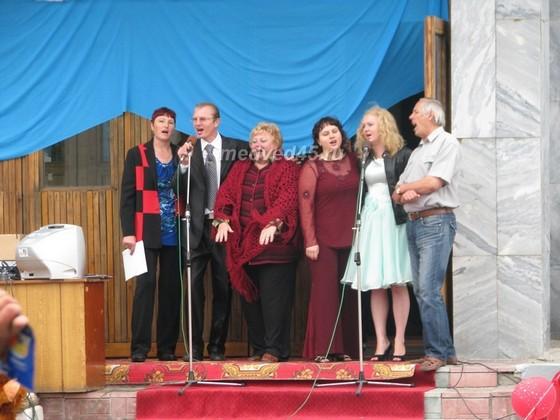 Поселок Курорт Озеро Медвежье (Курганская область) - 008 - Самодеятельный хор