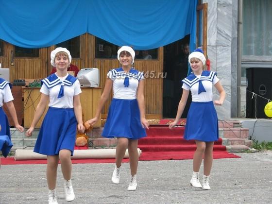 Поселок Курорт Озеро Медвежье (Курганская область) - 009 - Выступление поселковой студии танца