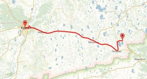 Как добраться до озера Медвежье (Курганская область) из Кургана на машине - расчет расстояния - medved45.ru