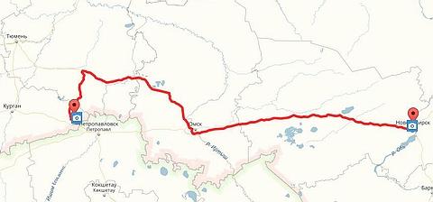 Как добраться до озера Медвежье (Курганская область) из Новосибирска на машине - расчет расстояния - medved45.ru